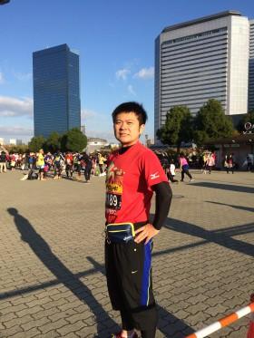 大阪マラソン7